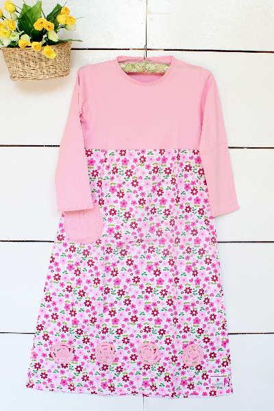 Model Baju Gamis Anak Murah Terbaru 2015 Model