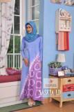 Model Gamis Katun Murah Terbaru 2015