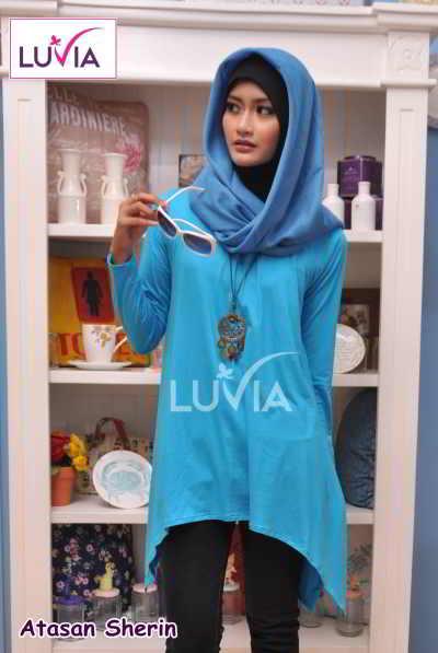 Blus Muslimah