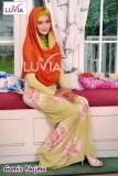 Model Gamis Muslimah Terbaru 2015