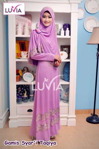 Model Gamis Muslimah Terbaru Dan Terjangkau