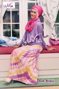Model Rok Muslimah Panjang Terbaru 2015