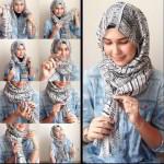 Tips Cara Pakai Jilbab