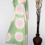 desain gamis batik