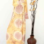 gamis batik cantik