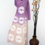 baju batik muslim untuk pesta