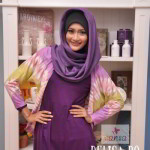 model cardigan panjang